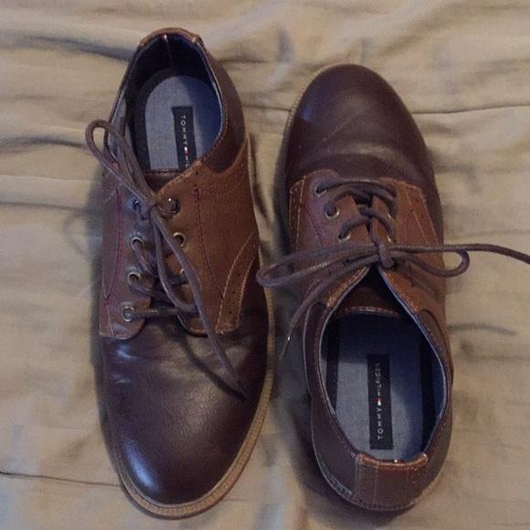 Tommy Hilfiger Shoes | Boys Brown Dress